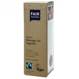 Fair Squared Vegansk Argan Massageolie 150 ml Sinful