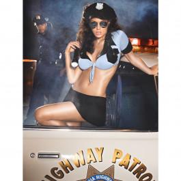 Baci Highway Patrol Uniform Sinful