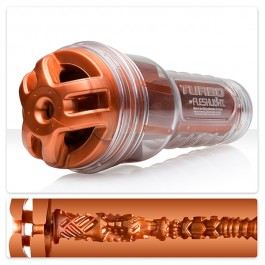 Fleshlight Turbo Ignition Copper Masturbator Sinful