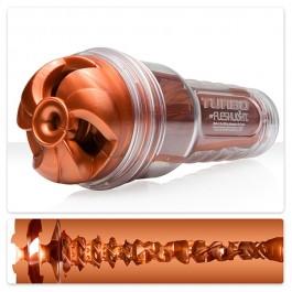 Fleshlight Turbo Thrust Copper Masturbator Sinful