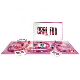 Oral Fun Game Brætspil Sinful