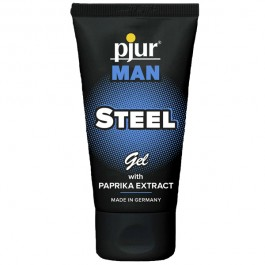 Pjur Man Steel Massage Gel 50 ml Sinful
