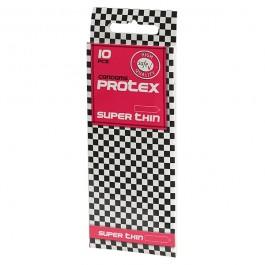 Protex Super Tynde Kondomer 10 stk Sinful