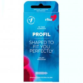 RFSU Profil Kondomer 10 stk Sinful