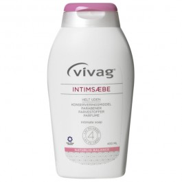 Vivag Intimsæbe 400 ml Sinful